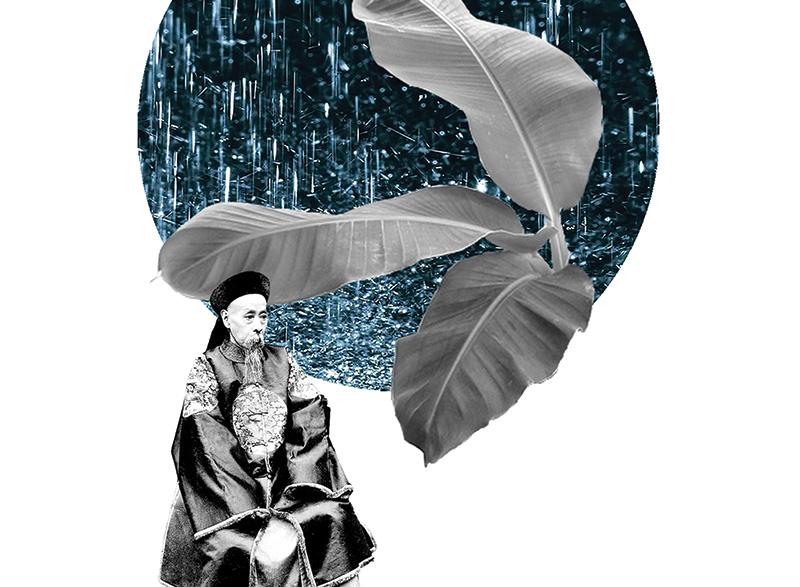 """""""Les Bananiers""""  Tianyi Zhou"""