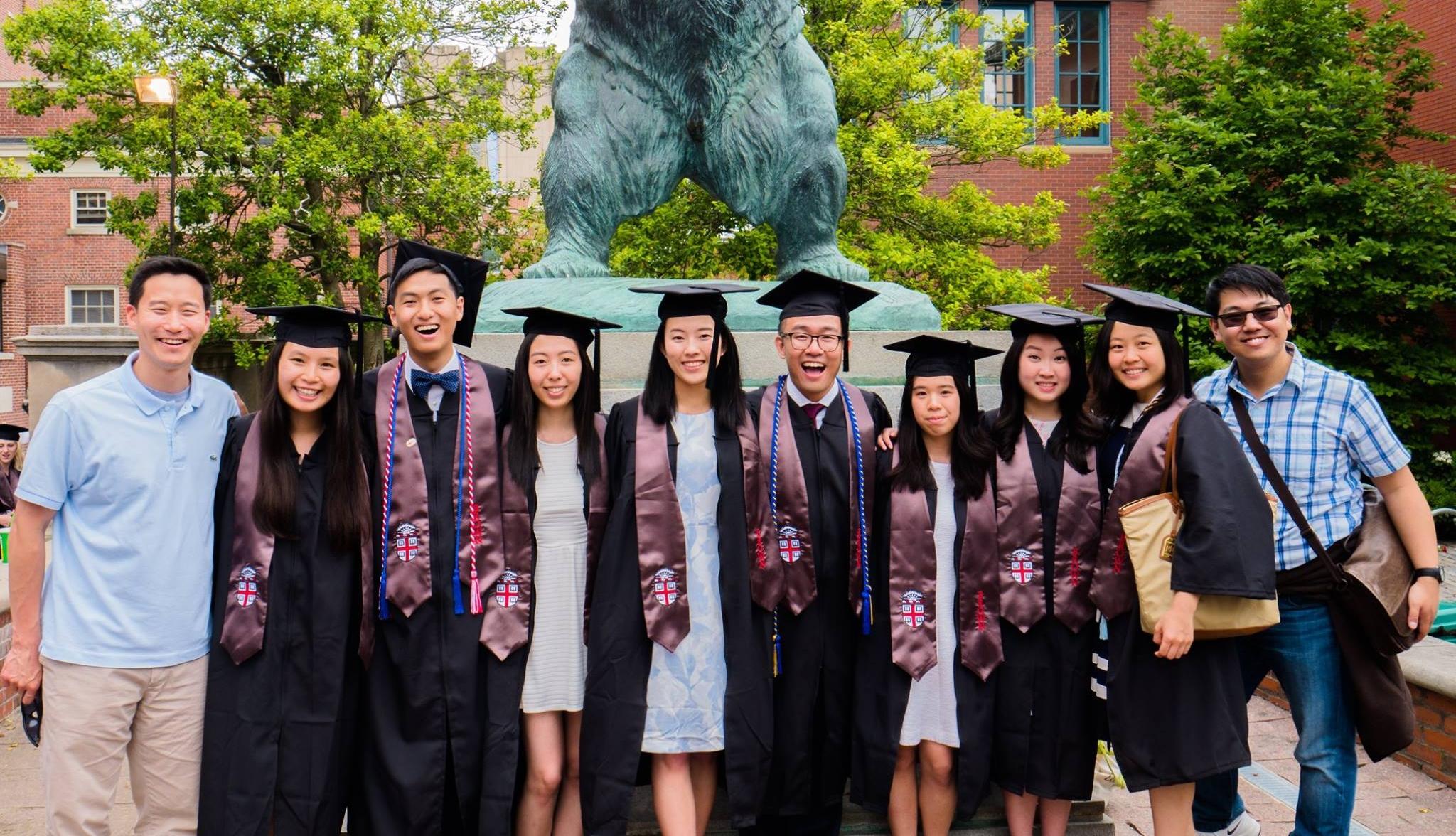 May 2017 RUF Graduates