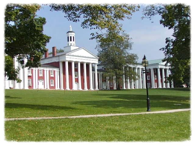 The Colonnade at Washington & Lee University