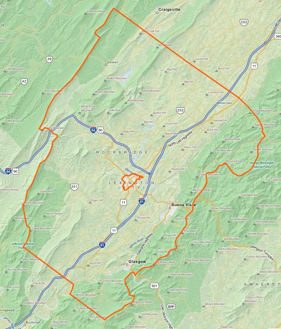 Rockbridge County Boundary.jpg