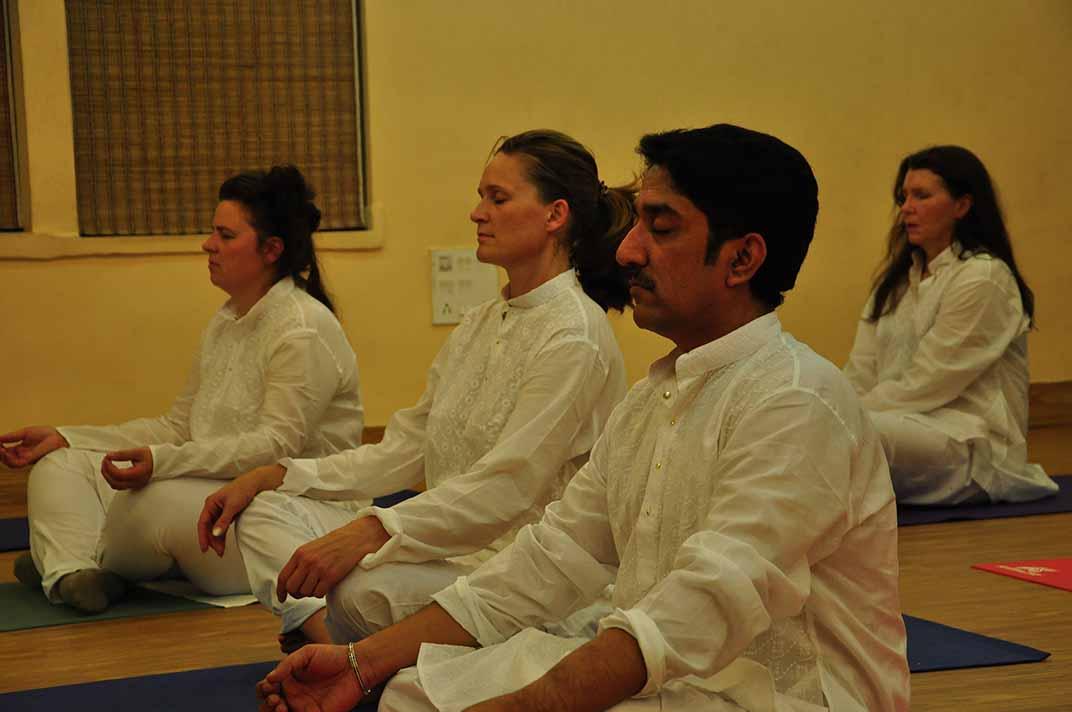 Mystic Yoga for Capgeminie