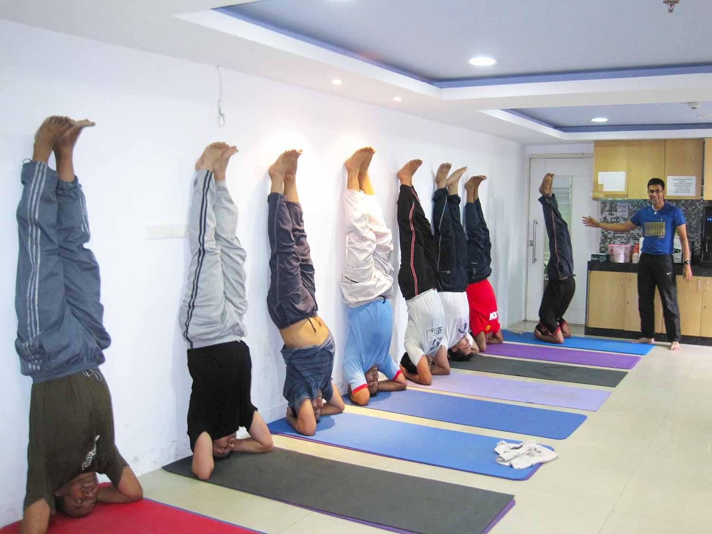 Mystic Yoga for IXIA
