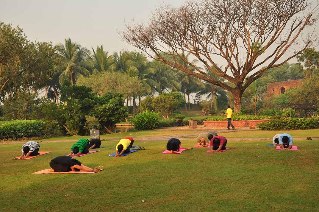 Mystic Yoga for Apollo Hospitals