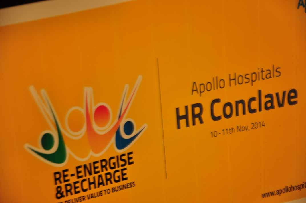 At Apollo Hospitals