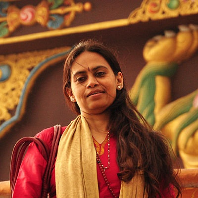 Co-Founder, Chirashree Ghosh