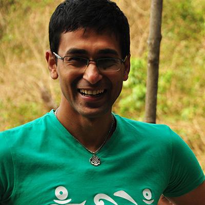 Co-Founder, Abhishek Maheshwari