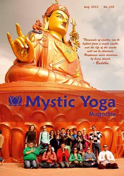 Mystic Yoga Magazine - Aug 2015