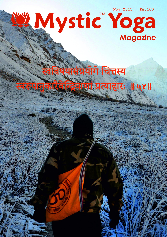 Mystic Yoga Magazine - Nov 2015