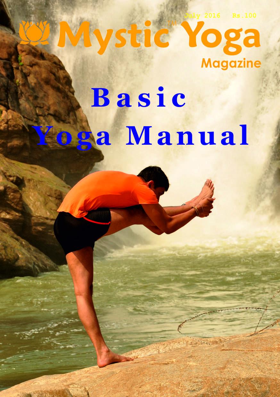 Mystic Yoga Magazine - July 2016
