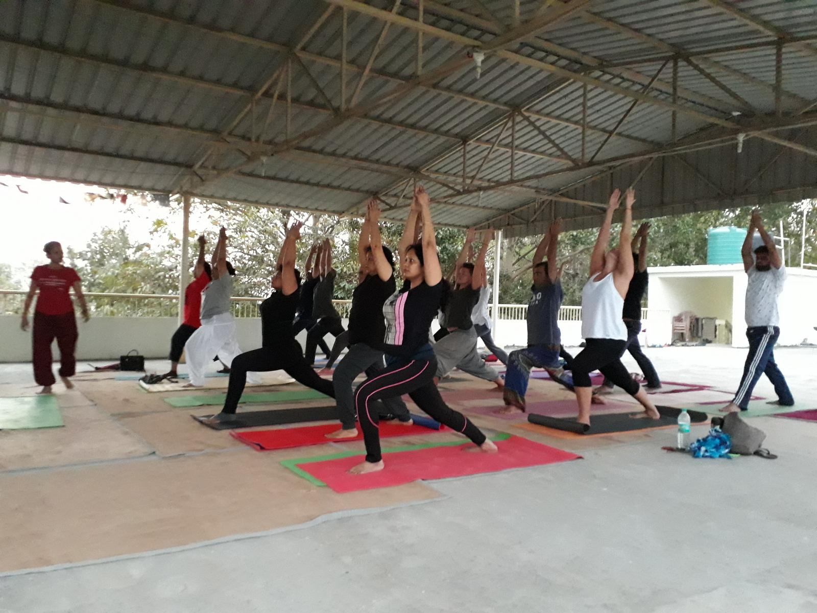 Mystic Yoga Retreat Bodh Gaya March 2018 -  (4).JPG