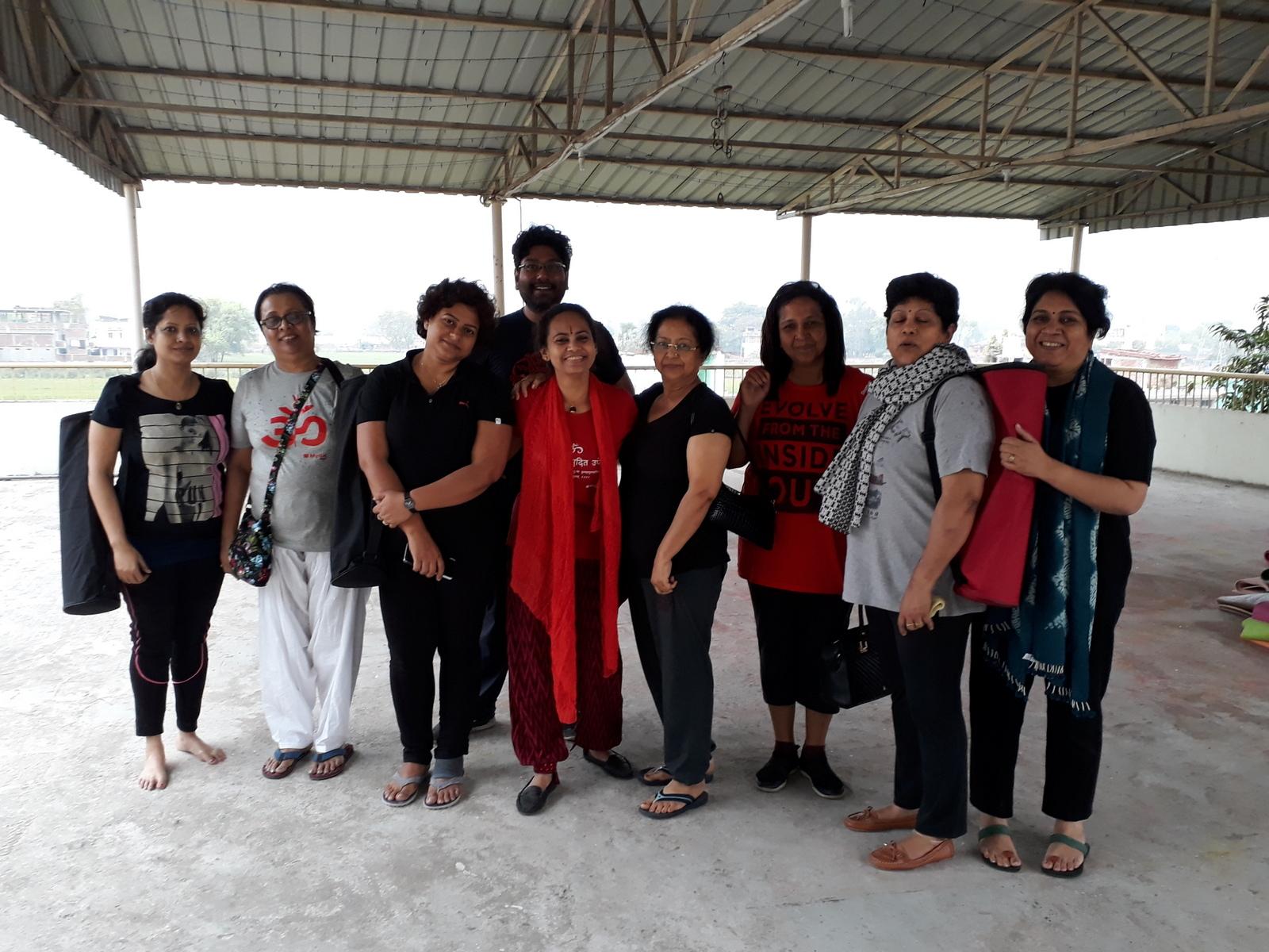 Mystic Yoga Retreat Bodh Gaya March 2018 -  (14).JPG