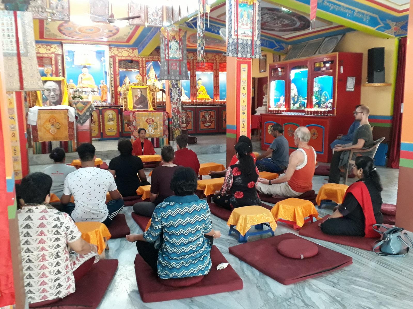 Mystic Yoga Retreat Bodh Gaya March 2018 -  (19).JPG