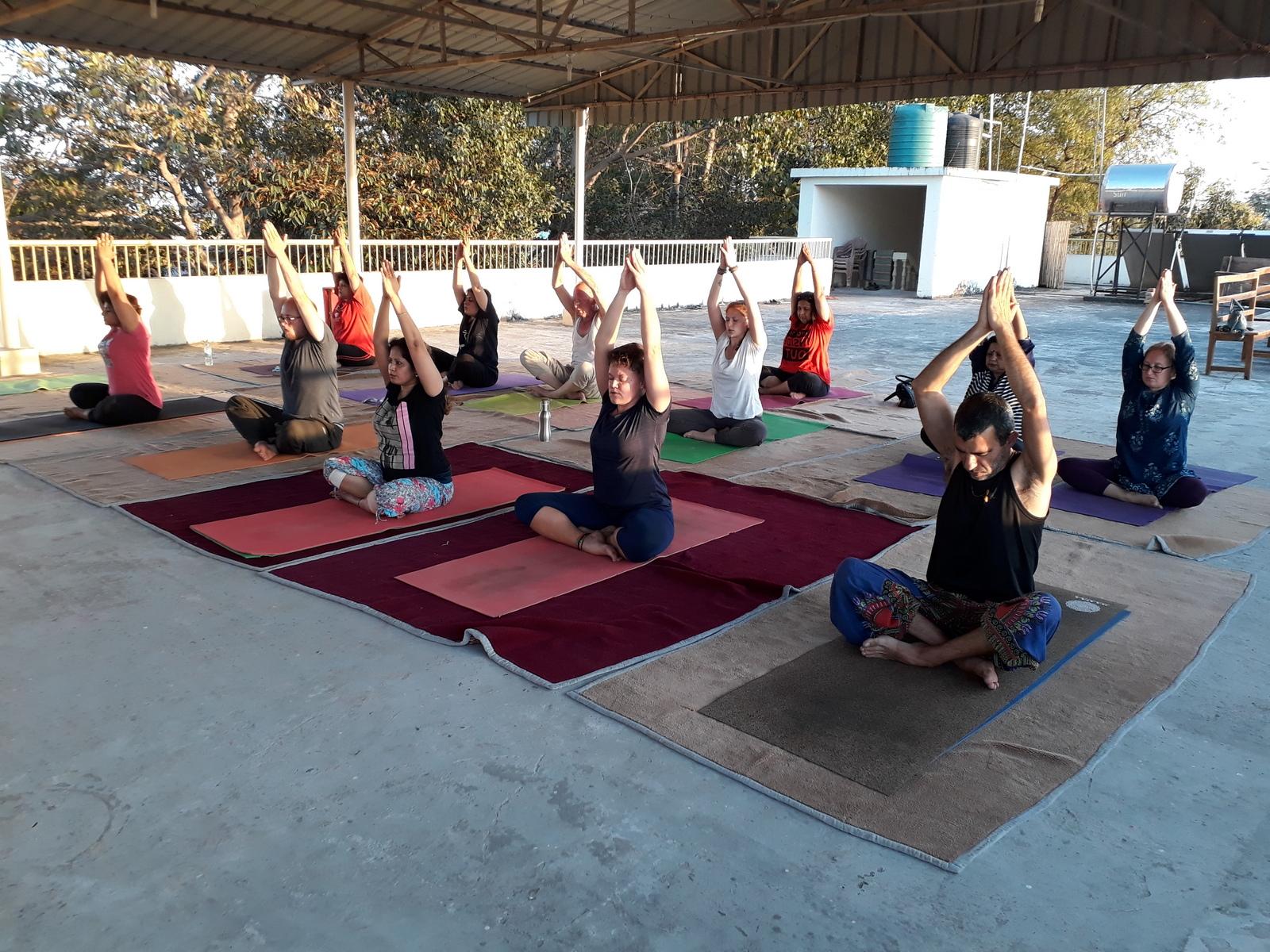 Mystic Yoga Retreat Bodh Gaya March 2018 -  (24).JPG