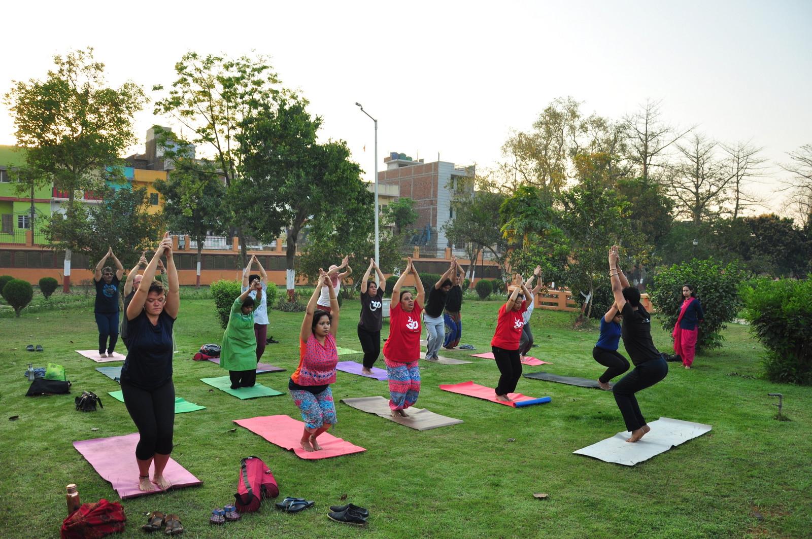 Mystic Yoga Retreat Bodh Gaya March 2018 -  (42).JPG