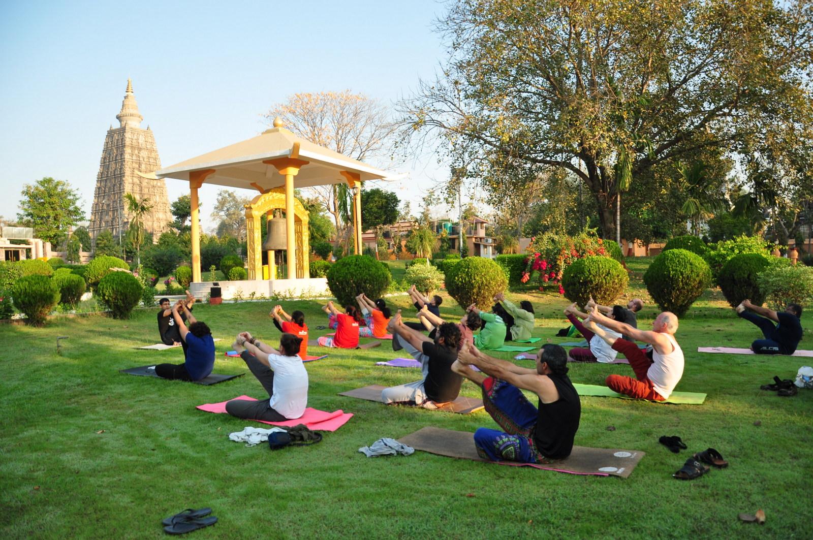 Mystic Yoga Retreat Bodh Gaya March 2018 -  (43).JPG