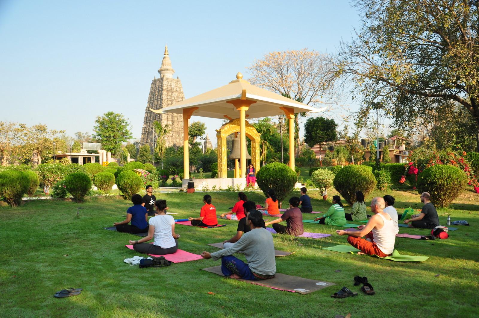 Mystic Yoga Retreat Bodh Gaya March 2018 -  (46).JPG