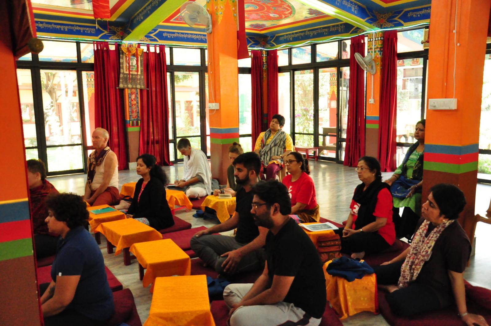Mystic Yoga Retreat Bodh Gaya March 2018 -  (54).JPG