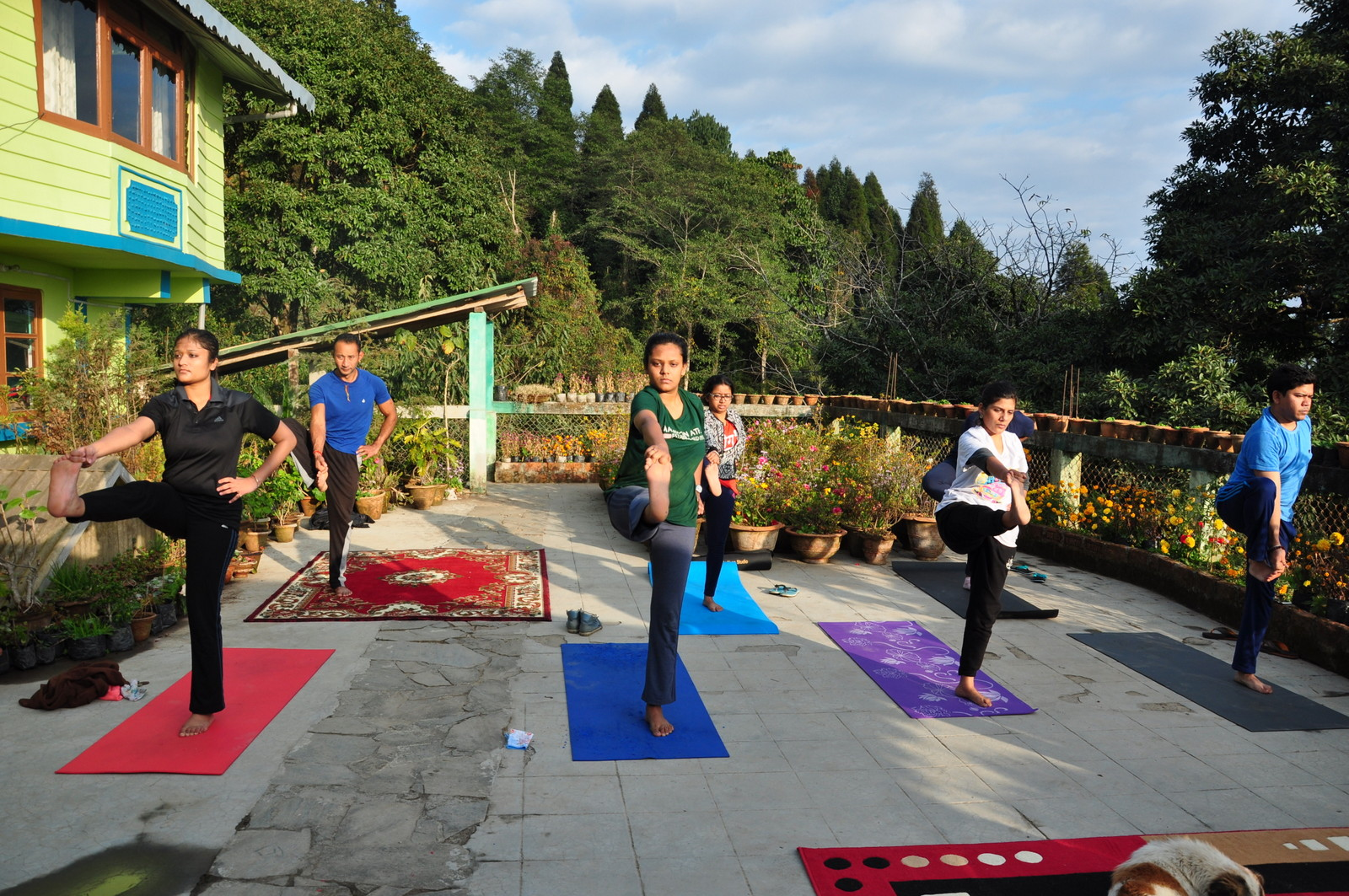 Mystic Yoga Retreat Tinchuley Dec 2016 -  (110).JPG