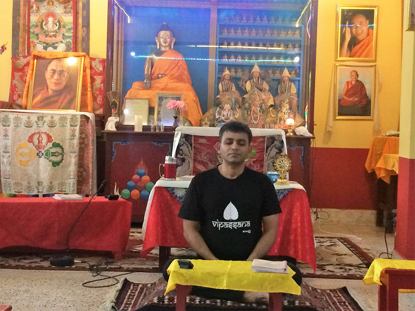 Mystic Yoga Retreat - Bodhgaya Oct 2017 (4).JPG