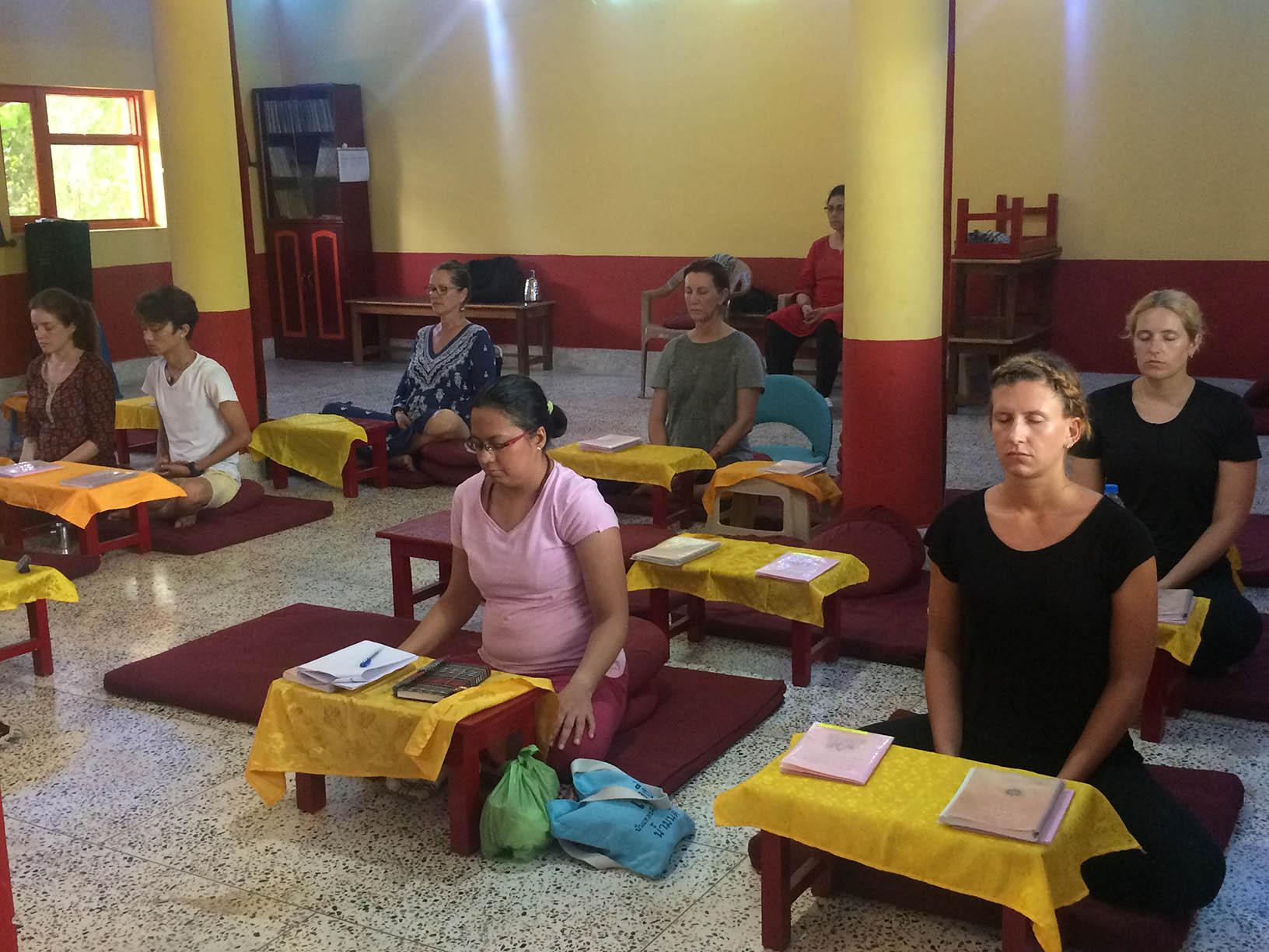 Mystic Yoga Retreat - Bodhgaya Oct 2017 (5).JPG