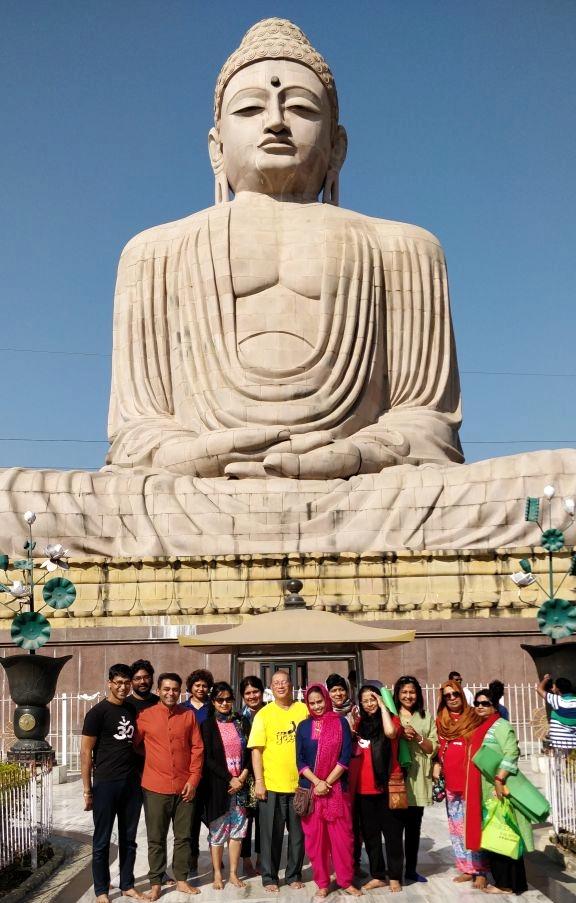 Mystic Yoga 80 feet Buddha Bodhgaya.jpg
