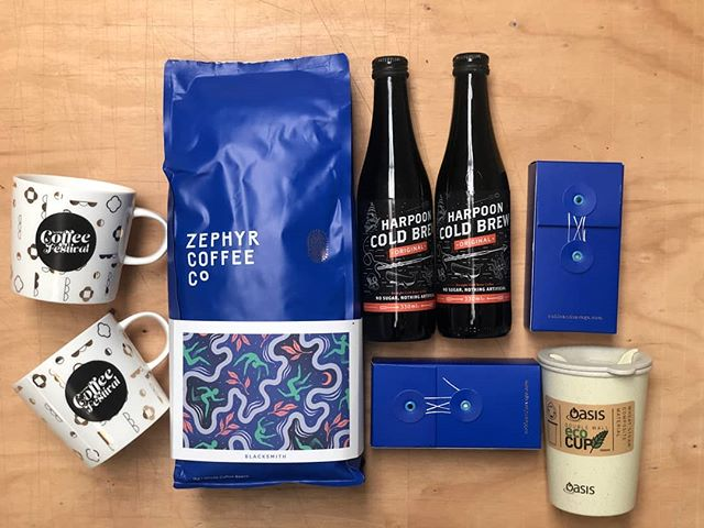 We don't want the @taurangacoffeefestival  buzz to be over, we know you don't either 👍☕ So let's do a giveaway with some of our amazing vendors from the festival! Simply mention a friend below to be into WIN 💯  *winner will be drawn Monday 9th September