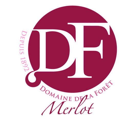 Cépage Merlot du Domaine de la FORÊT