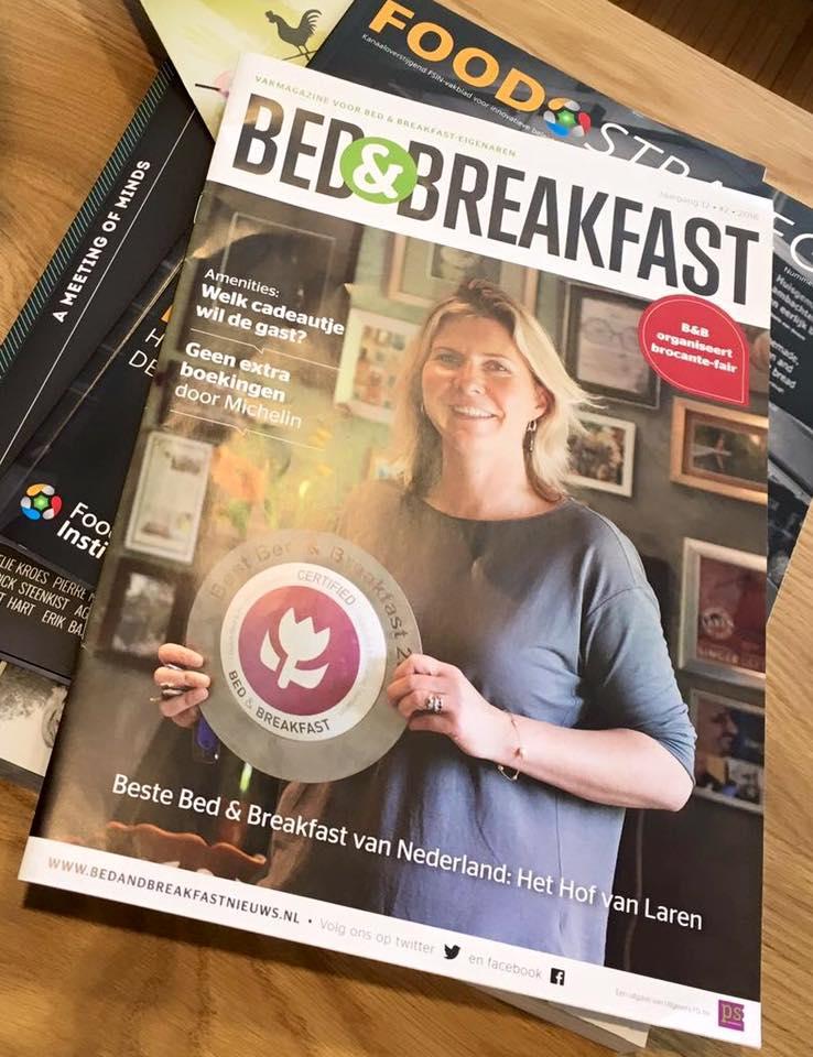 Bed & Breakfast Magazine