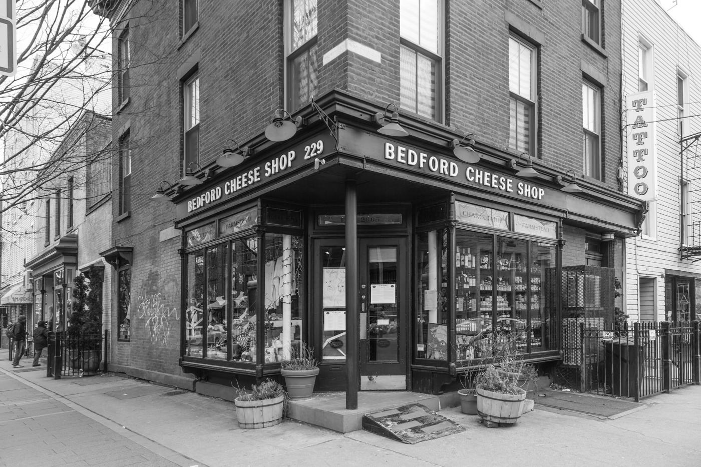Brooklyn Cheese Shop (c) Bob Bass