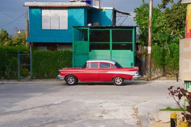 57 Chevy (c) Joan Robbio