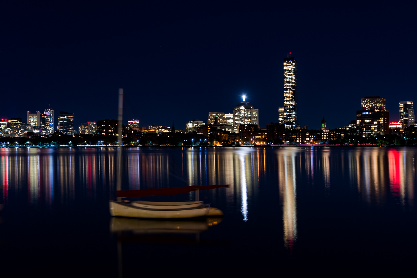 Across the Charles (c) Paul Newcomb