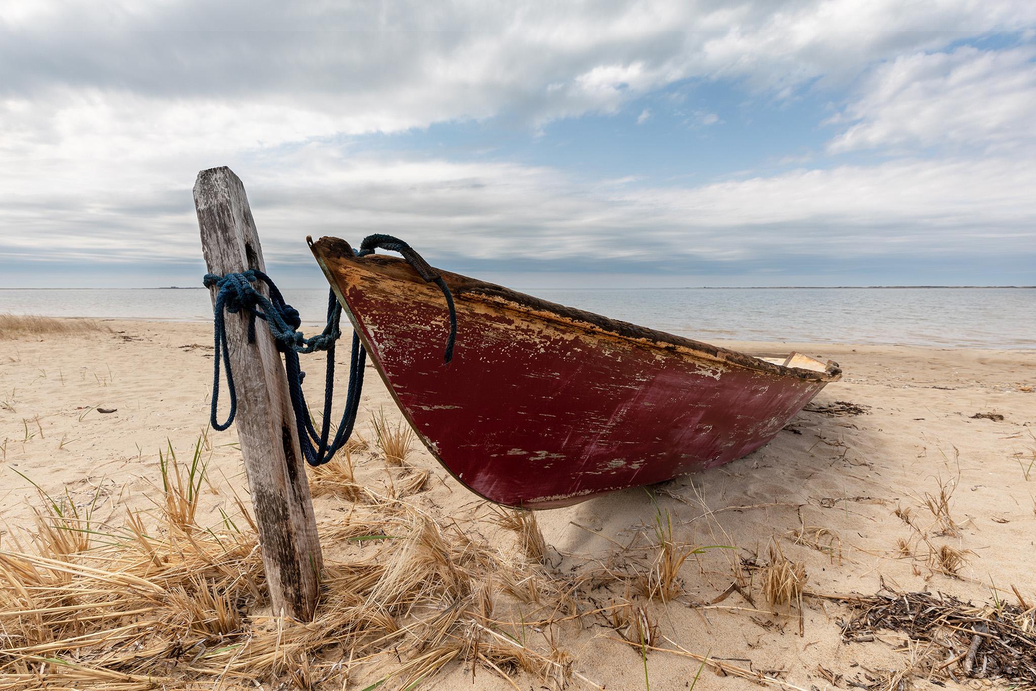 Waiting for High Tide  (c) Shantel Rich