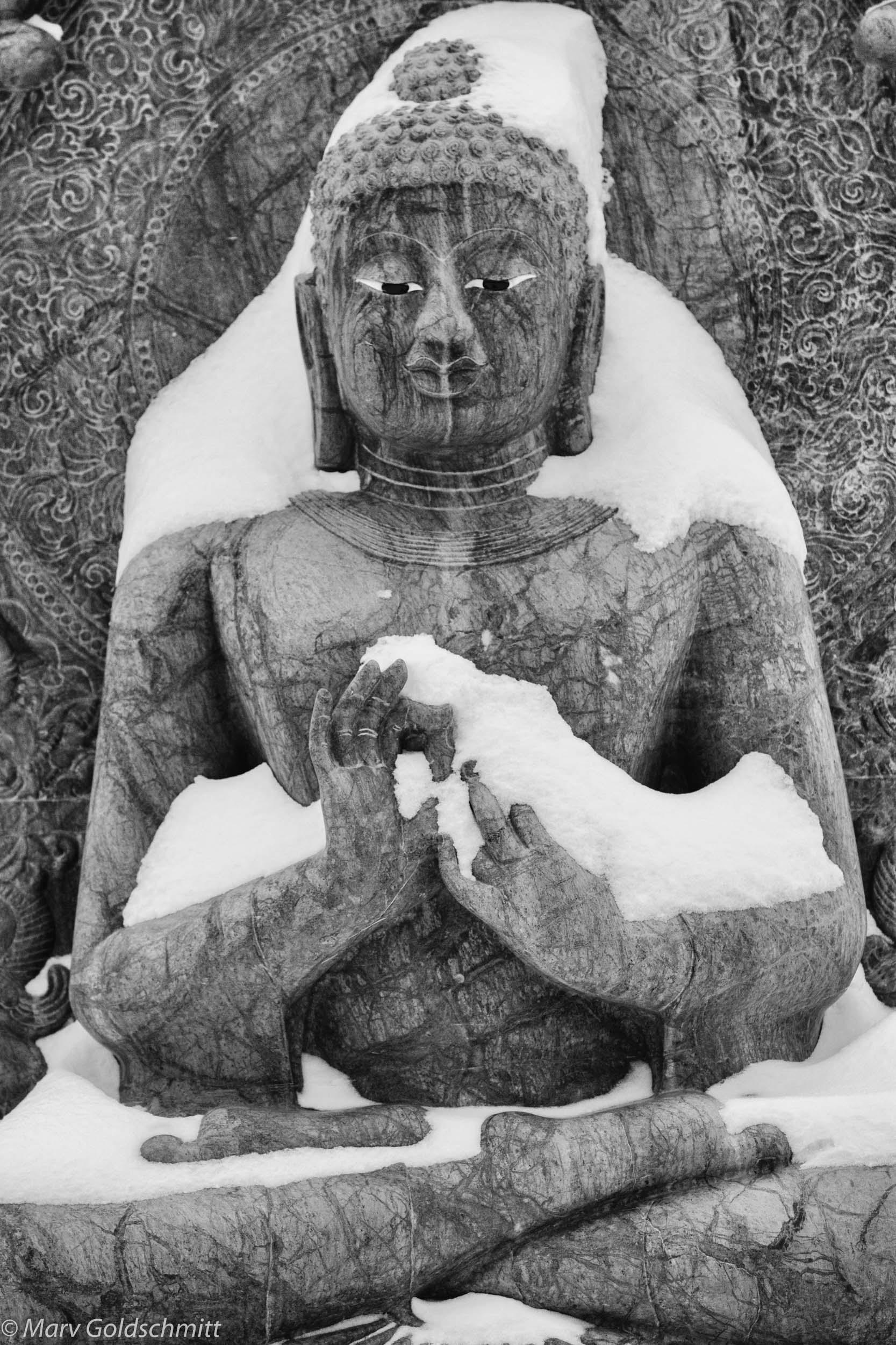 Buddha  (c) Marv Goldschmitt
