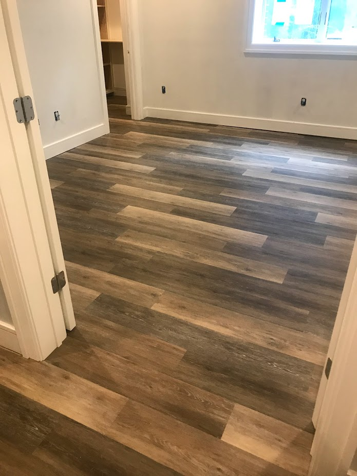 Vinyl Plank - Lower Level
