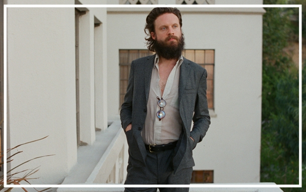 Father John Misty's loving contempt of all