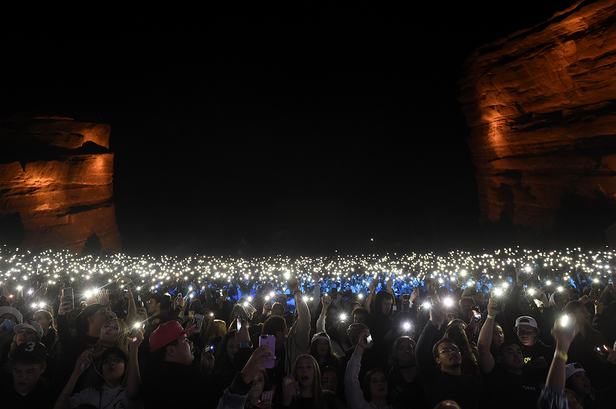 Red Rocks, scalpers and you