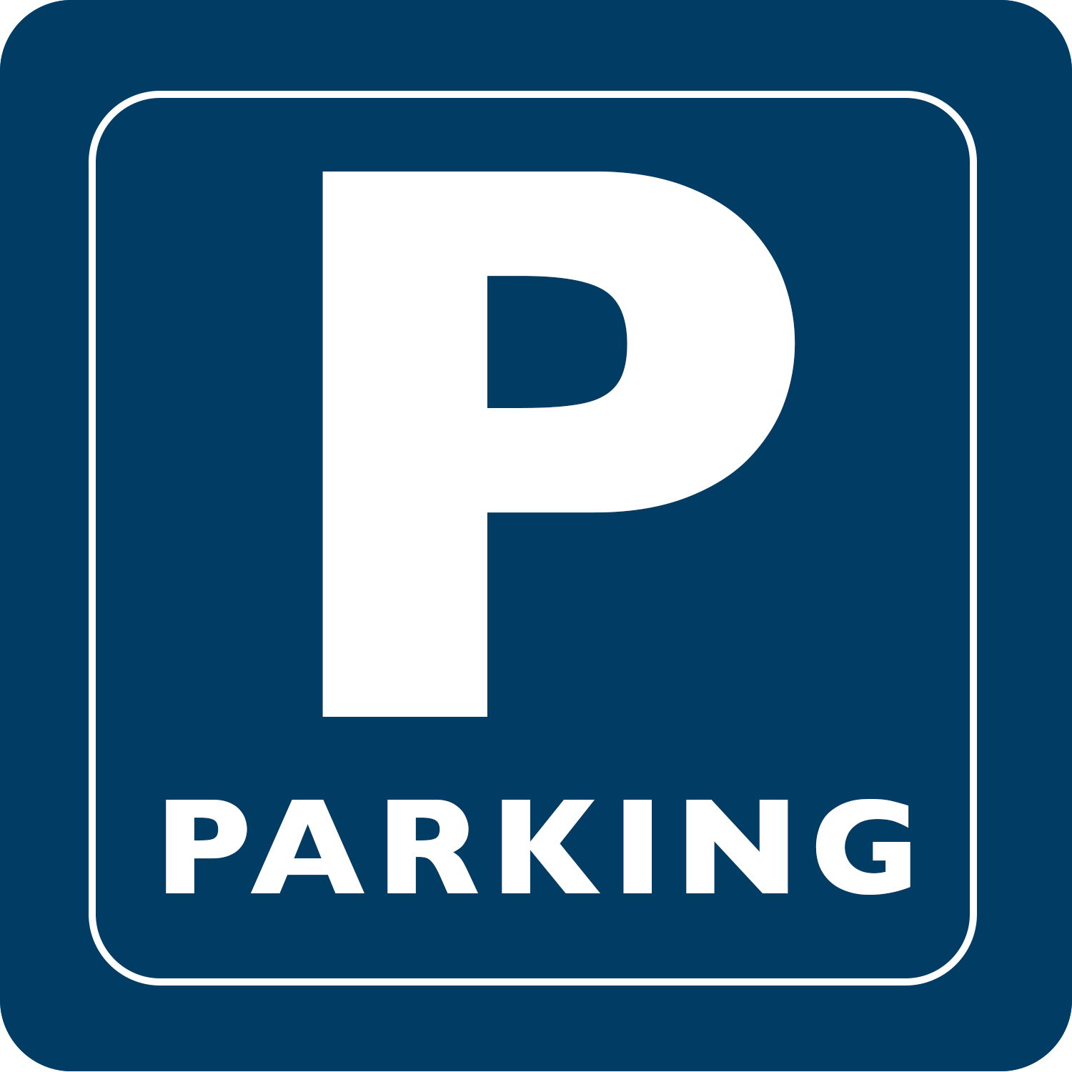 Reserve your parking in advance