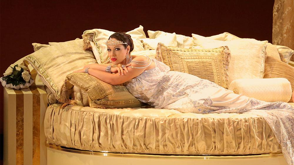 Nino Machaidze ViolettaValéry, La Traviata