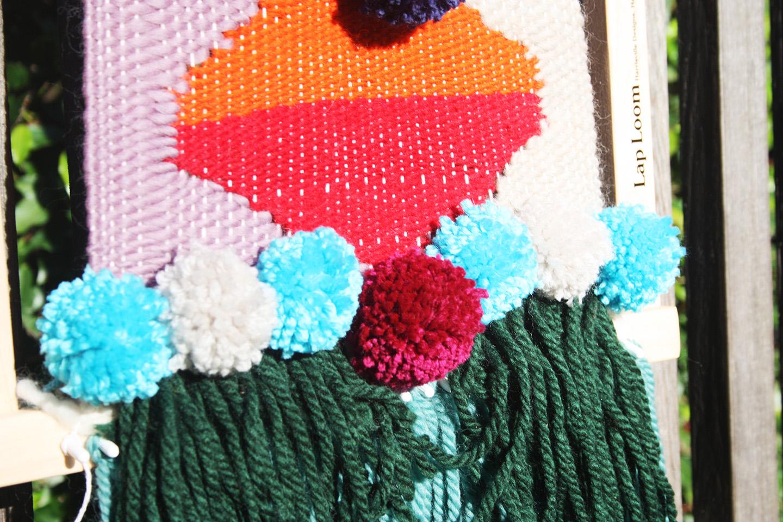 weaving with kids elisendallaurado