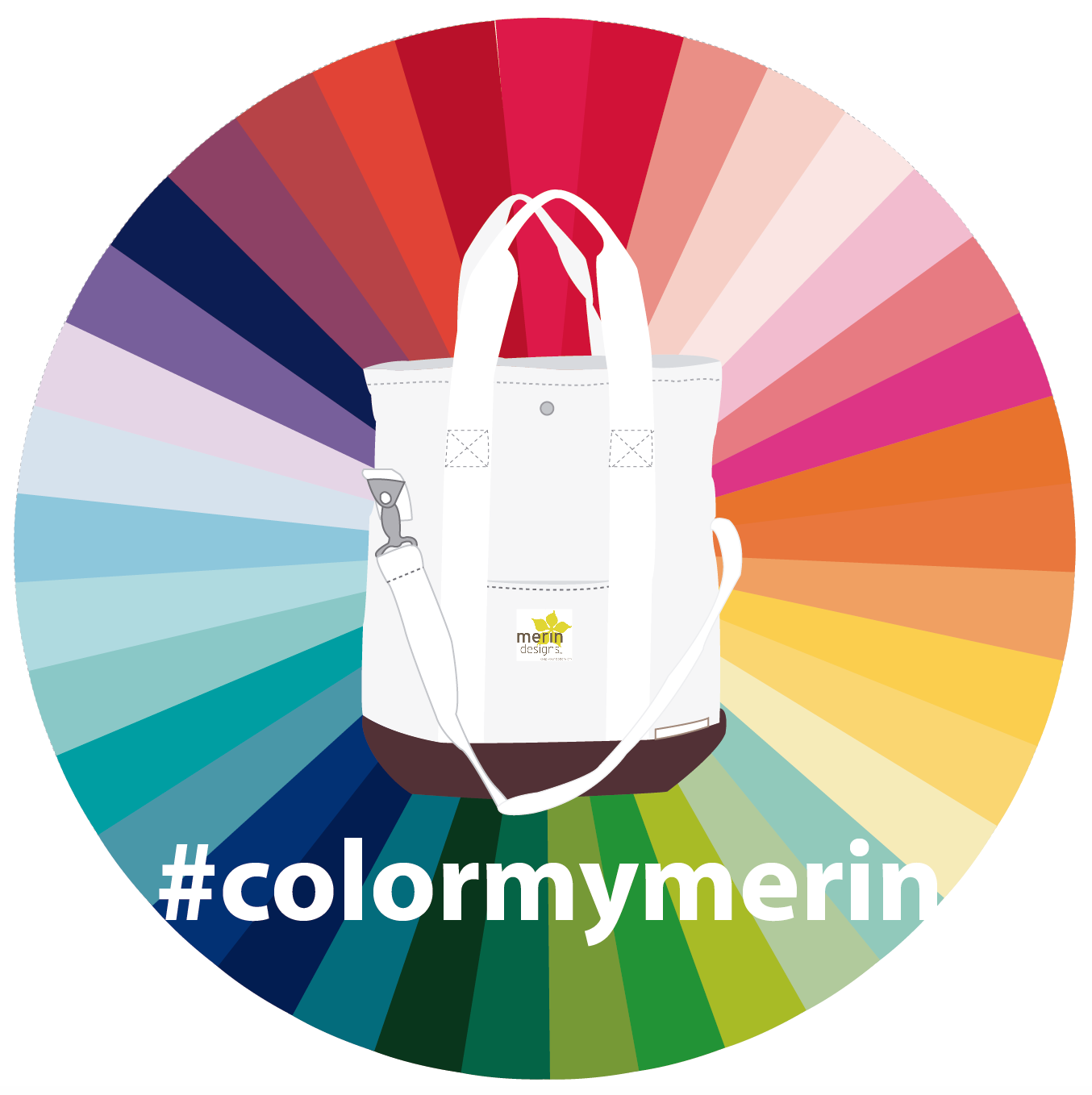 Contest #colormymerin contest cover page