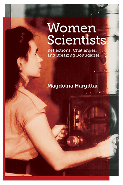 Women Scientists Book Cover Art Direction: Ciano Design