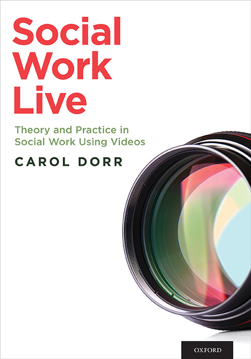 Social Work Live Book Cover Art Direction: Ciano Design