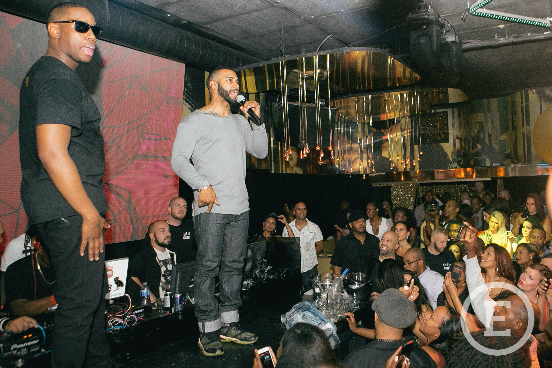ENTREE | Caribana Sunday at CUBE | Hosted by Omari Hardwick w Walshy Fire of Major Lazer