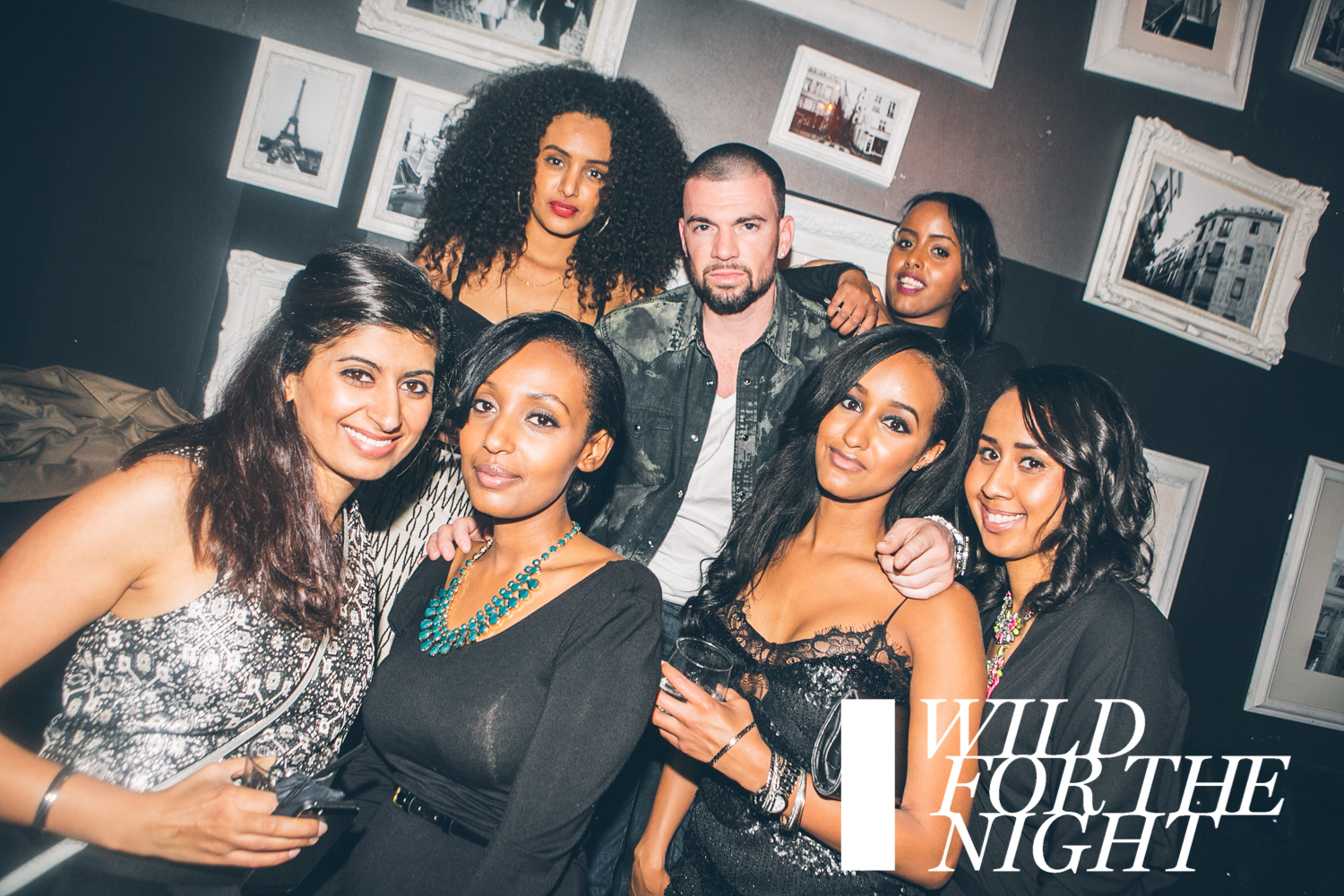 WILD FOR THE NIGHT | SATURDAY DEC 5 | STORI