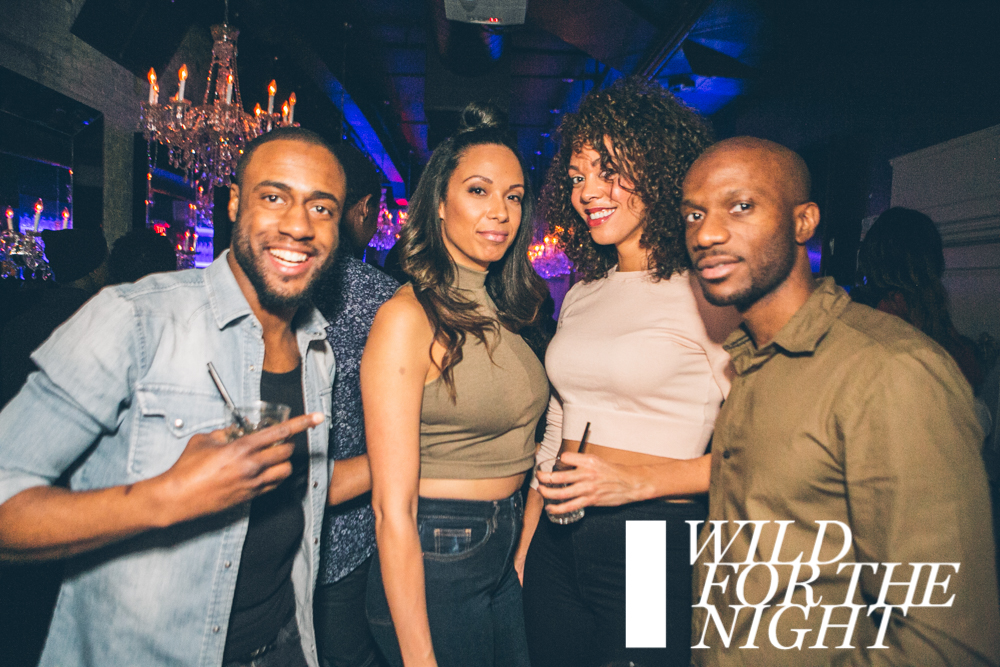 WILD FOR THE NIGHT | Saturday January 23 | Stori