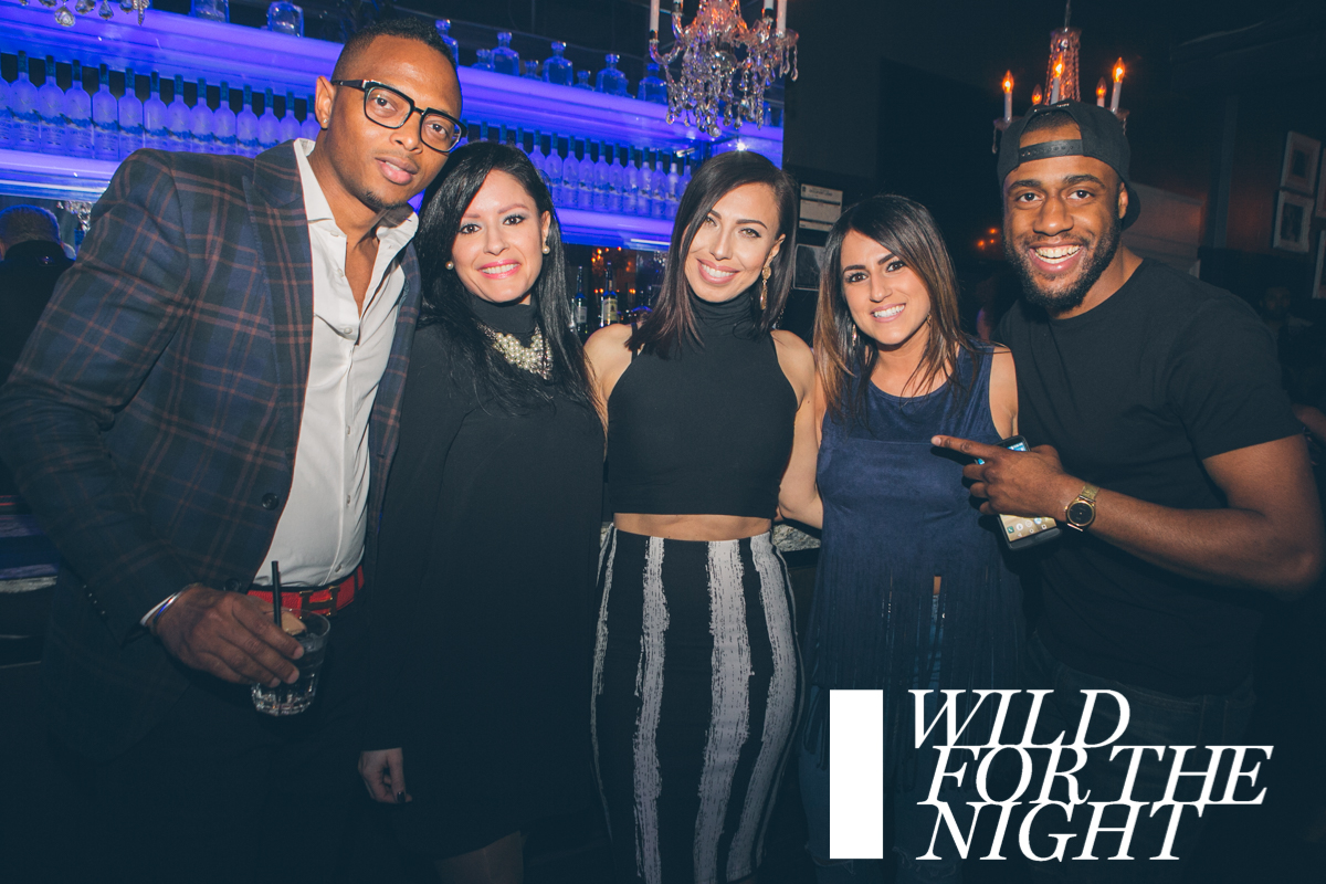 WILD FOR THE NIGHT | Saturday January 30 | Stori