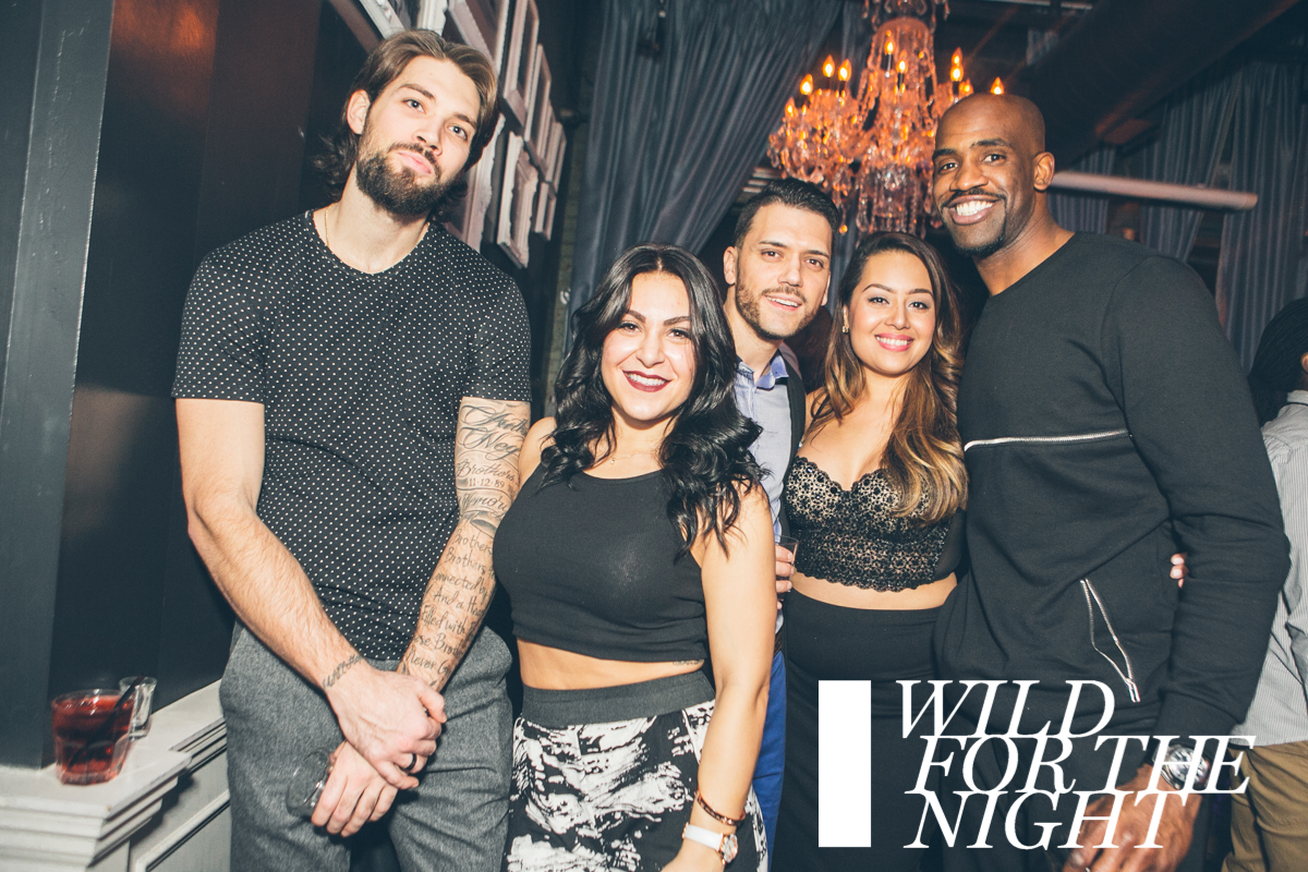 WILD FOR THE NIGHT | Saturday February 6 | Stori