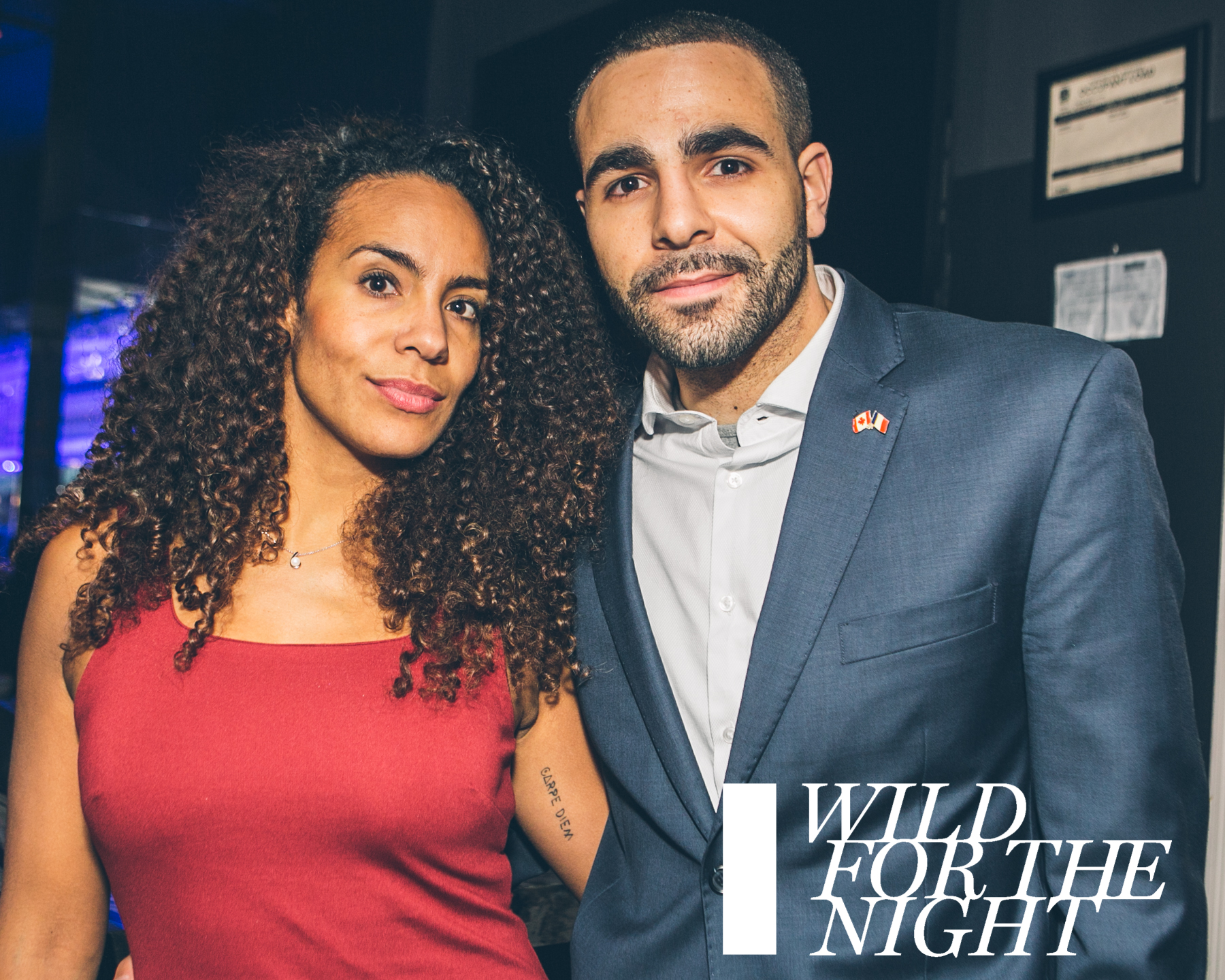 WILD FOR THE NIGHT | Saturday February 13 | Stori