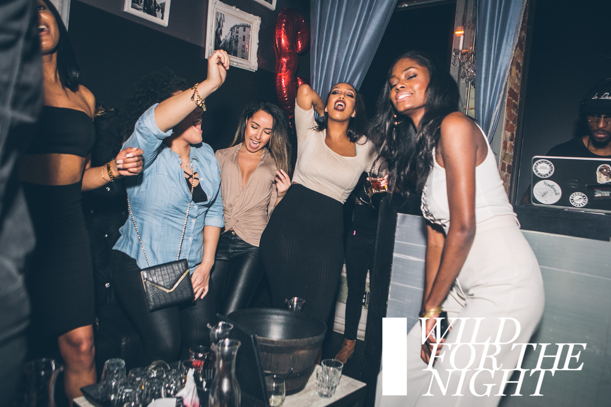 WILD FOR THE NIGHT | Saturday February 20 | Stori