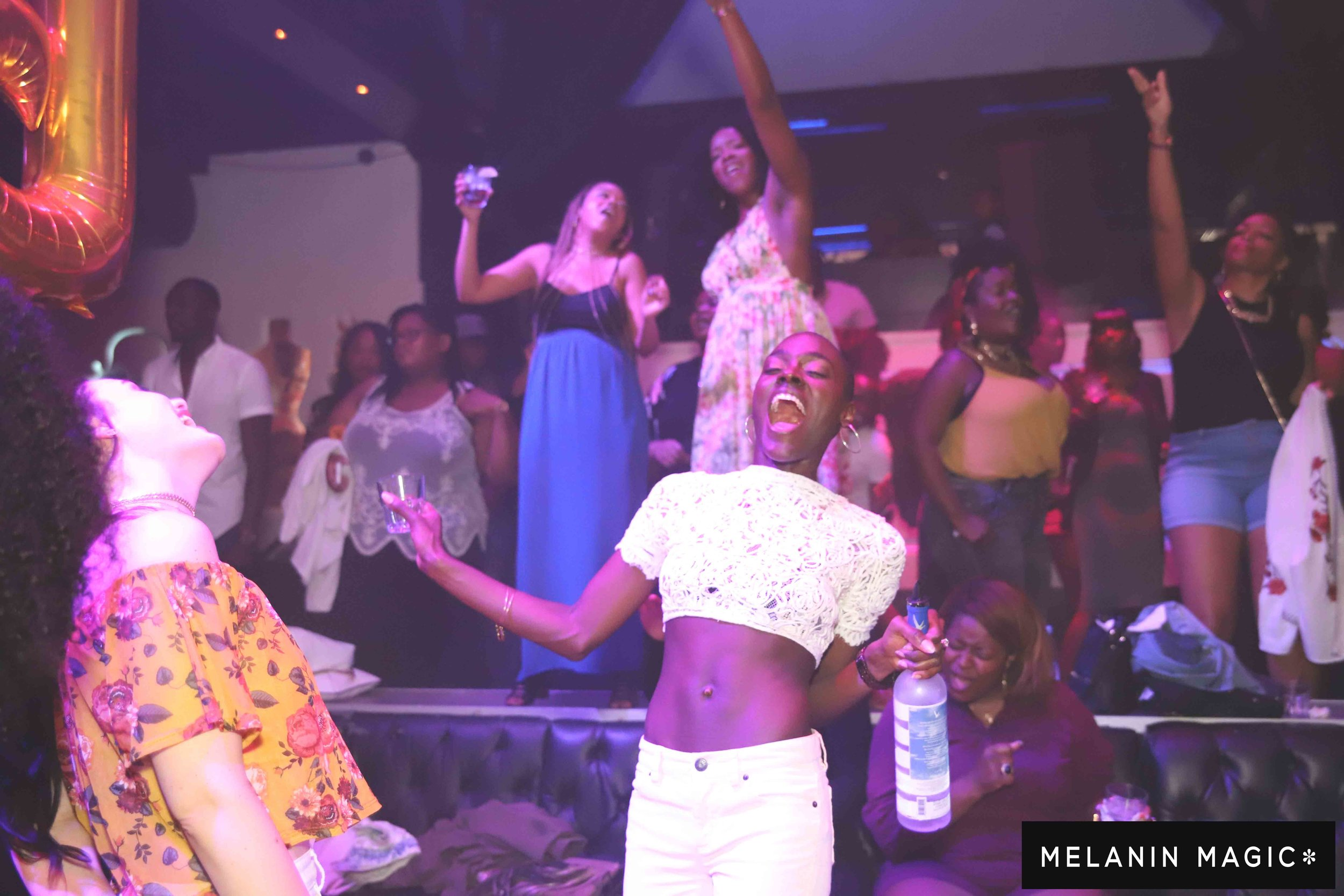 MELANIN MAGIC | The Party  (1/3)